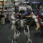 Kojiro, humanoid robot