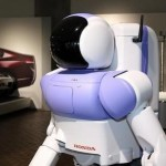 The new Honda robot P4