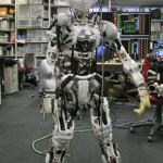 Kojiro - musculoskeletal humanoid robot