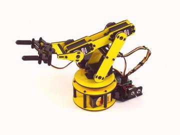 Lynx 5 Robotic Arm