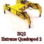 About the Quadrapod 2 Walking Robot
