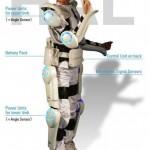 Exoskeleton Hybrid Control System