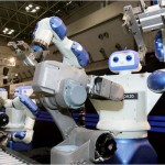 Industrial Robots as a Human